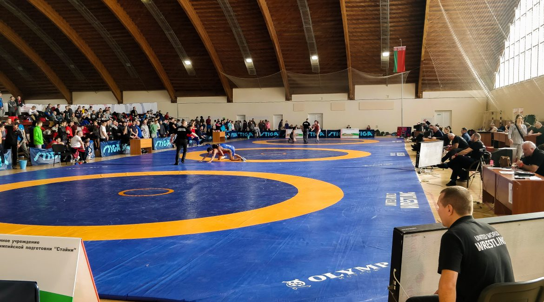 В Стайках начался турнир «Медвежонок — 2019»