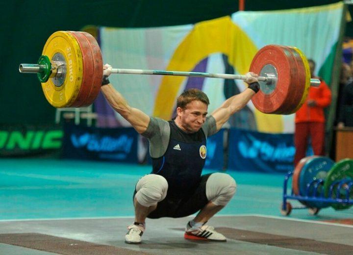 Вадим Лихорад выиграл бронзу чемпионата Европы  по тяжёлой атлетике в Грузии