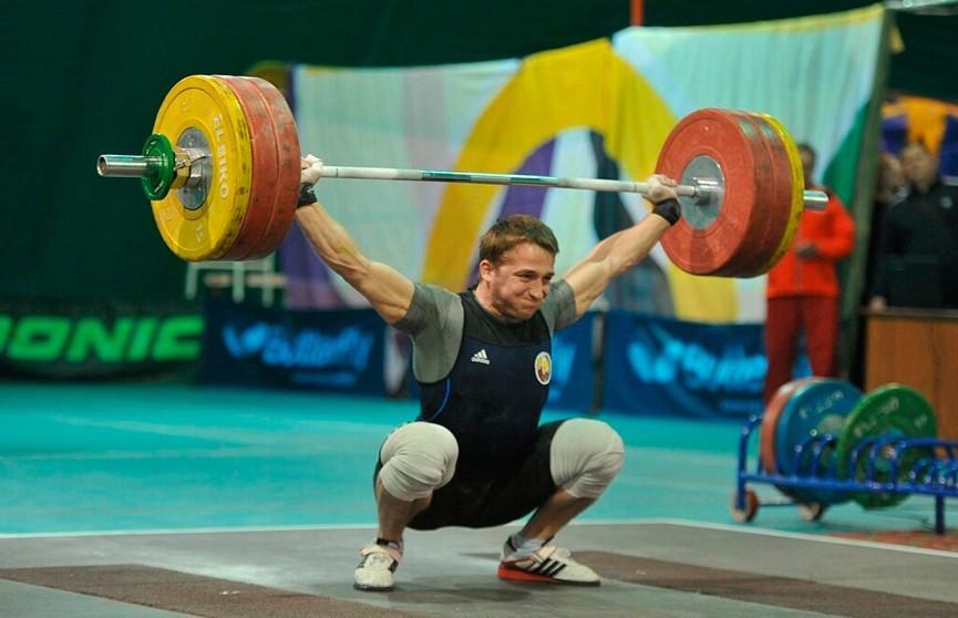 Вадзім Ліхарад выйграў бронзу чэмпіянату Еўропы па цяжкай атлетыцы у Грузіі