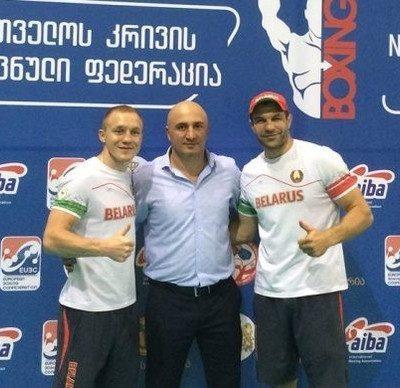 Міжнародны турнір па боксе ІМЯ ДАВІДА КВАЧАДЗЭ