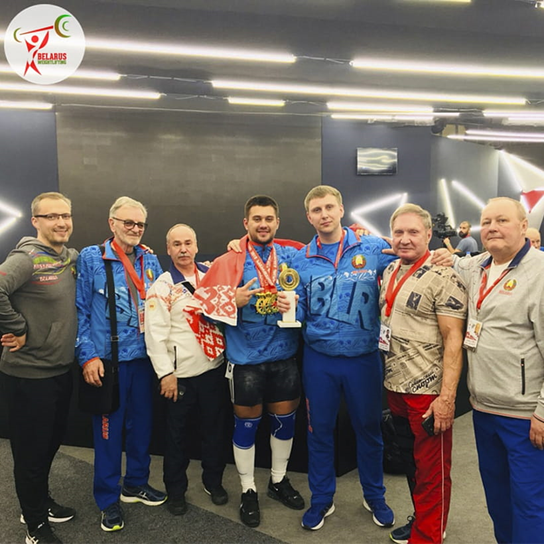 Сборная Беларуси заняла второе место в медальном зачете ЧЕ-2019 по тяжелой атлетике