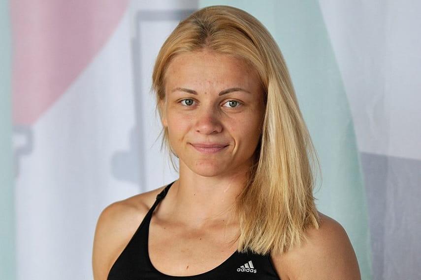 Ирина Курочкина выиграла бронзу на ЧМ по борьбе в Нур-Султане и завоевала олимпийскую лицензию