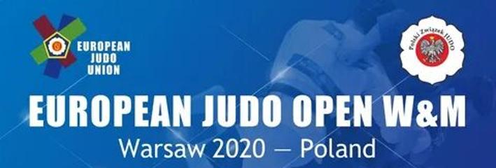 Белорусские дзюдоисты завоевали четыре награды на турнире в Польше