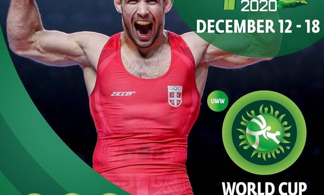 Результаты кубка Мира по борьбе греко-римской. 14 декабря.