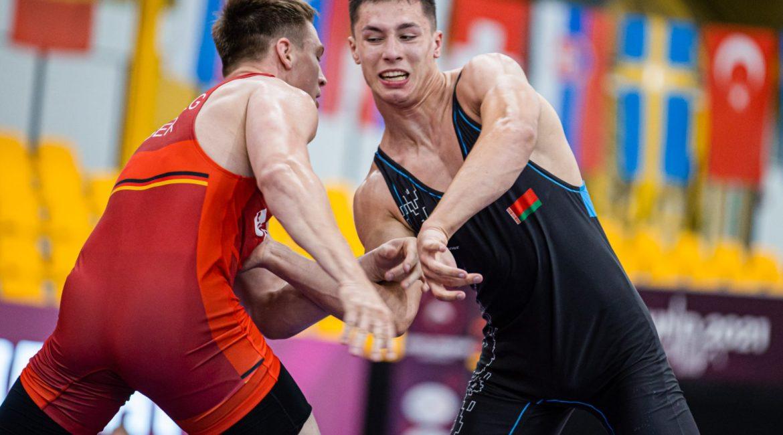 Чемпионат Европы по греко-римской борьбе среди юниоров