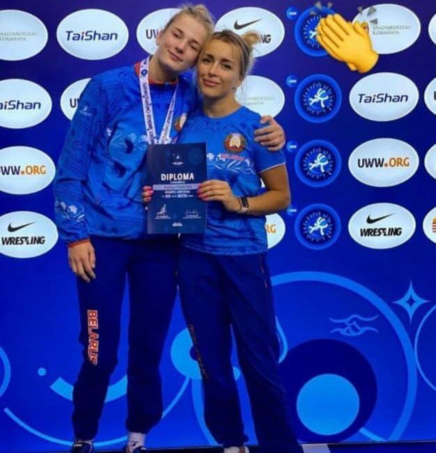 Поздравляем Тереня Ксению с завоеванием бронзы на чемпионате мира по борьбе вольной в г. Будапешт (Венгрия)