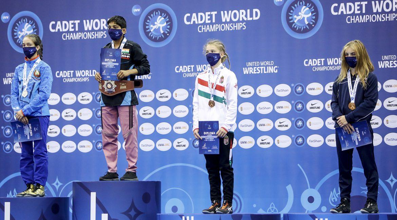 Поздравляем Микитич Валерию с завоеванием серябряной медали!
