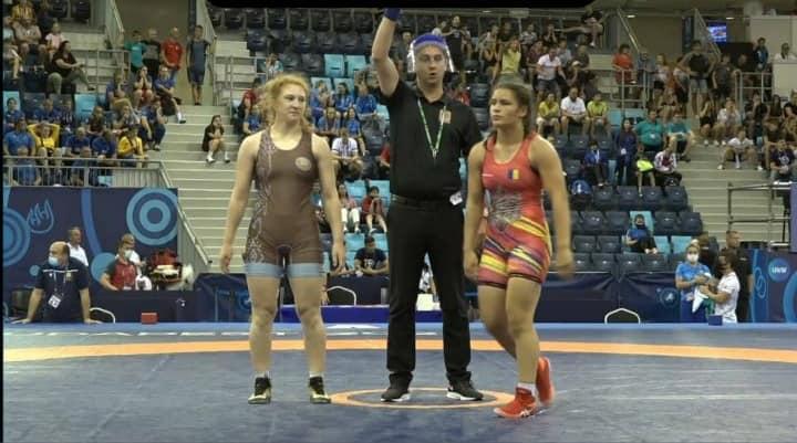 Поздравляем Радькову Викторию с завоеванием бронзы на чемпионате мира по борьбе вольной в г. Будапешт (Венгрия)