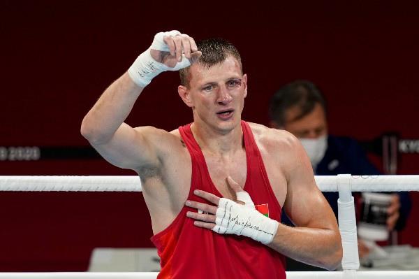 Владислав Смягликов занял 5 место на Олимпийских играх-2020
