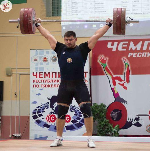 Стало известно о смерти тяжелоатлета Алексея Мжачика