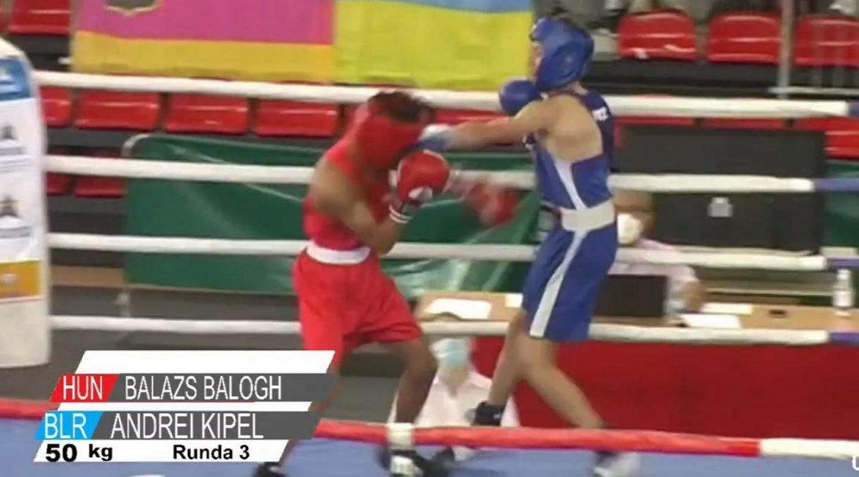 Результаты чемпионата Европы по боксу среди школьников в г. Сараево (Босния-Герцеговина) на 16 августа