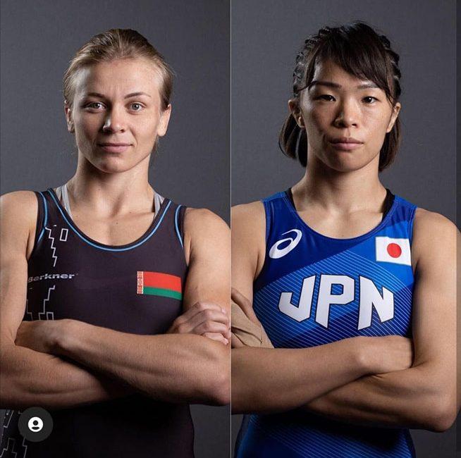 Ирина Курочкина сойдется в финальной схватке с Рисако Каваи (Япония) в 15:15