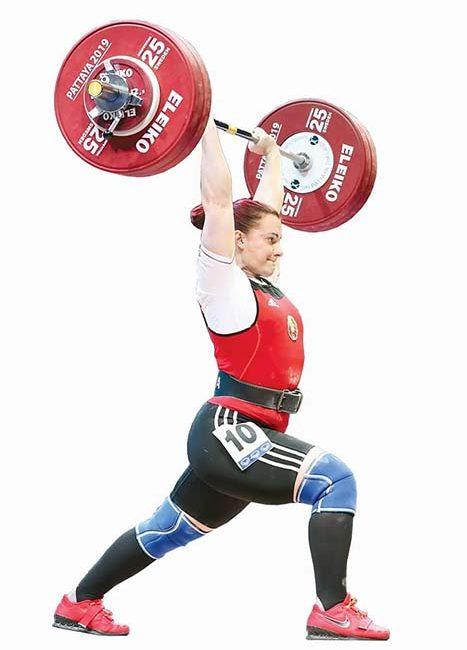 Дарья Наумова завершила соревнования на Олимпийских играх — 2020