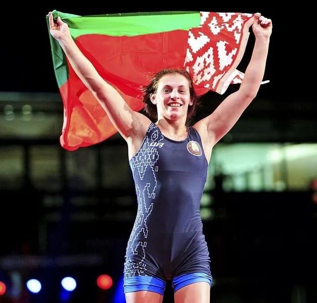 Поздравляем Колодинскую Ванессу с завоеванием бронзы на Олимпийских играх — 2020