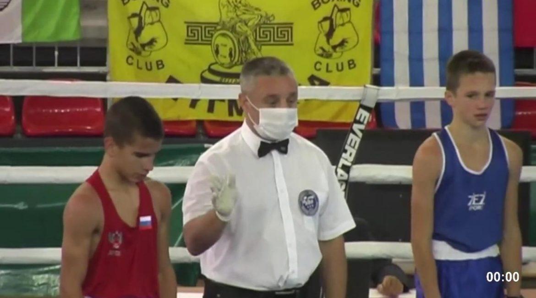 Результаты 1/2 финала чемпионата Европы по боксу среди школьников в г. Сараево (Босния-Герцеговина)