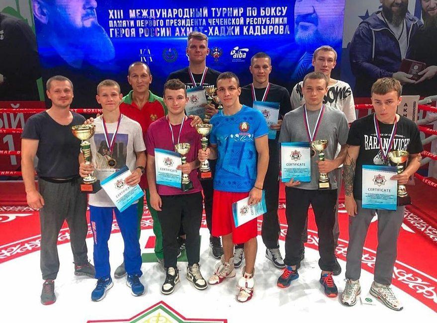 Итоги XIII международного турнира по боксу памяти первого президента Чеченской Республики