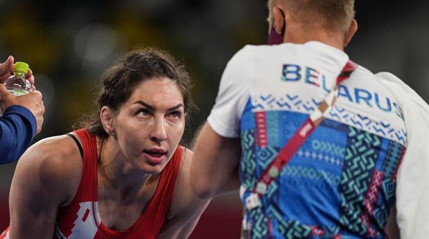 Василиса Марзалюк сохраняет шансы на бронзу на Олимпийских играх — 2020!
