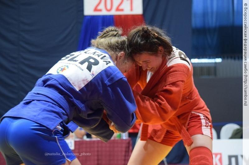 На международном турнире по самбо «Мемориал М. Бурдикова» (мужчины и женщины) команда Республики Беларусь завоевала 9 медалей