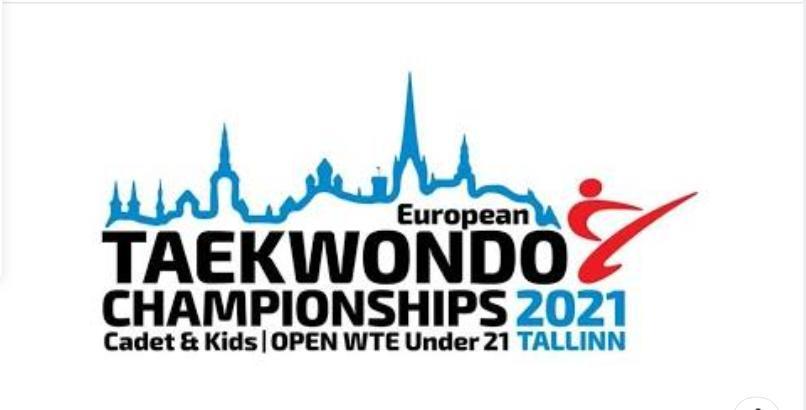 Продолжаем следить за чемпионатом Европы по таэквондо среди кадетов и молодежи до 21 года (г.Таллин, Эстонская Республика)