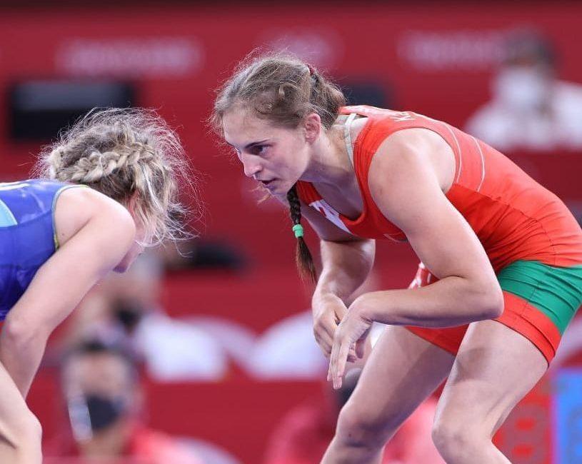 Ванесса Колодинская поборется за бронзовую награду на Олимпийских играх — 2020