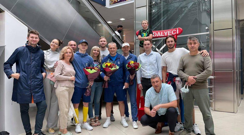 Дмитрий Асанов вернулся в Беларусь