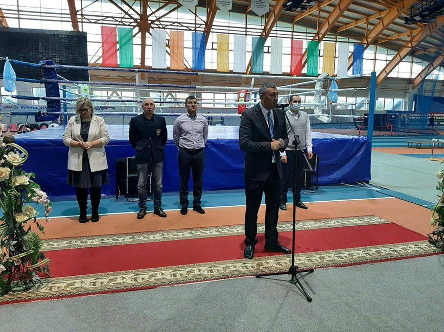 Результаты первого дня соревнований «Олимпийские Дни молодежи» по боксу