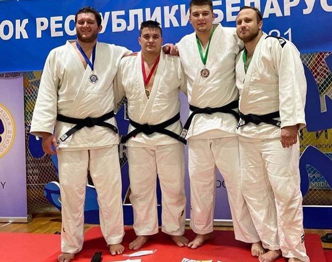 Результаты первого дня «Кубка Республики Беларусь» по дзюдо среди мужчин и женщин