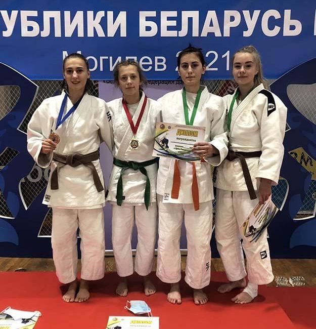 Результаты заключительного дня соревнований по дзюдо»Кубок Республики Беларусь»