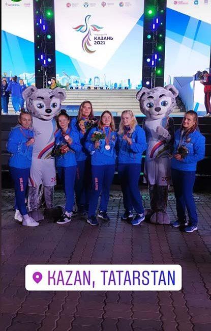 Поздравляем ребят, покоривших пьедестал в г. Казань (Российская Федерация) на I Играх стран СНГ по самбо