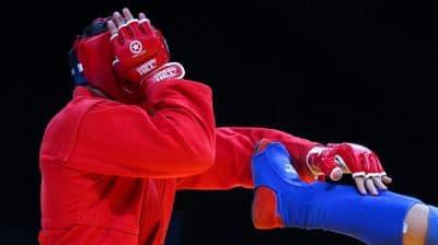 Белорусские атлеты завоевали 8 наград  во второй день открытого XXV Международного турнира категории А по самбо на призы Президента Беларуси