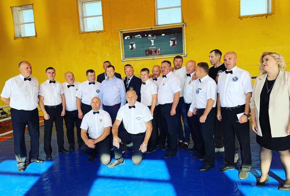 Завершился чемпионат Республики Беларусь по боксу в г. Бобруйске