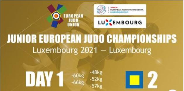 С 9 по 11 сентября в г.Люксембург (Великое Герцогство Люксембург) пройдет чемпионат Европы по дзюдо