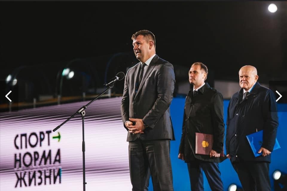 В г. Казань (Российская Федерация) состоялась церемония открытия I Игр стран СНГ