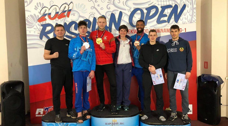Результаты международного турнира р G1 Russian Open по таэквондо (г. Москва, Российская Федерация)
