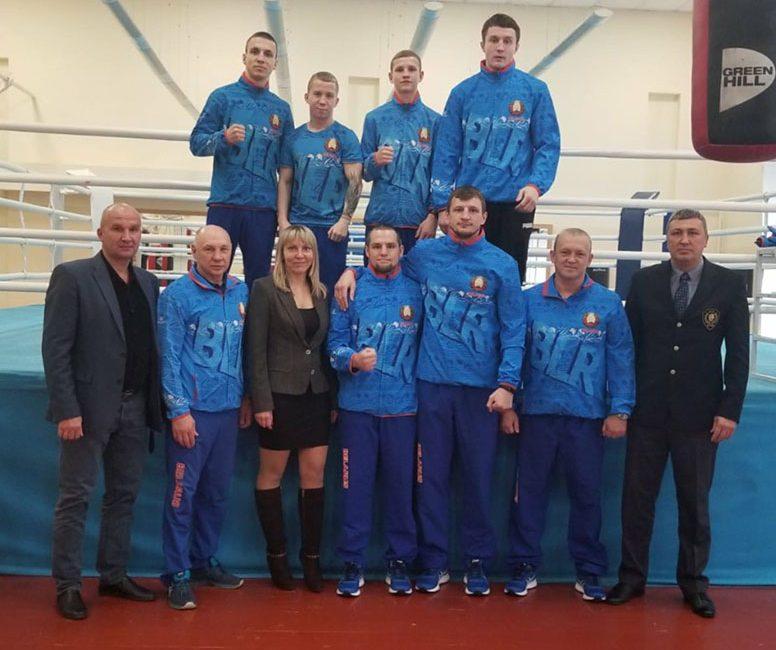Руководство дало напутственное слово команде Республики Беларусь по боксу к чемпионату мира