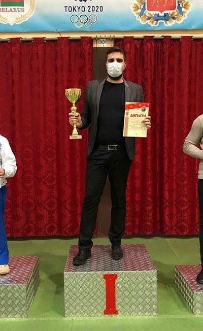 Итоги спартакиады детско-юношеских школ по фехтованию в г. Гродно