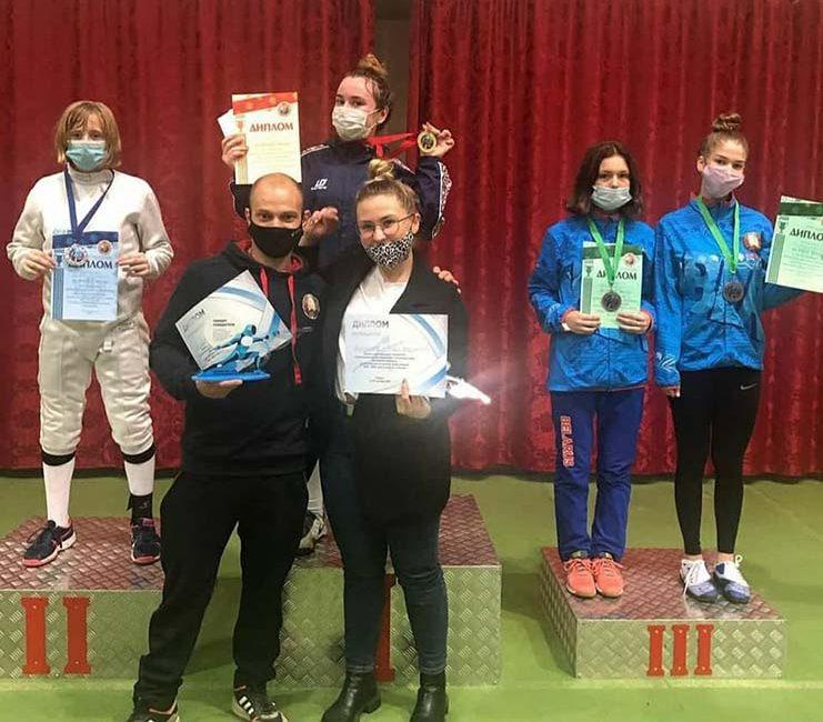 Результаты третьего дня спартакиады детско-юношеских спортивных школ Республики Беларусь по фехтованию (рапира)