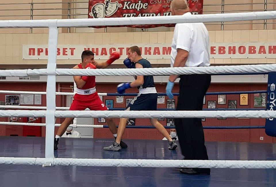Поздравляем победителей Кубка Республики Беларусь по боксу!