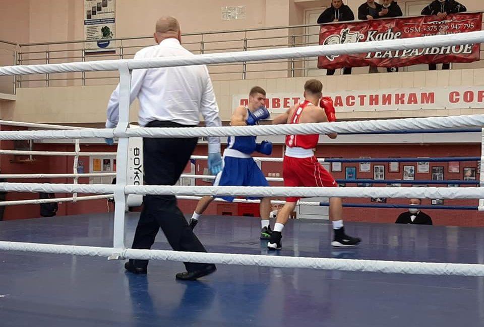 Результаты Кубка Республики Беларусь  по боксу