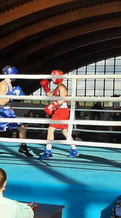 Результаты первого соревновательного дня спартакиады детско-юношеских спортивных школ по боксу
