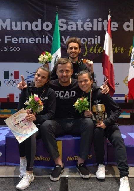 Результаты этапа Кубка мира «Сателлит» по фехтованию на рапирах