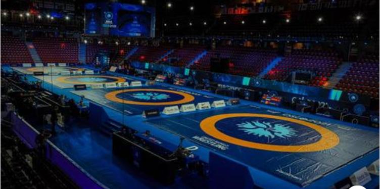 Продолжаем следить за выступлениями спортсменов на чемпионате мира по спортивной борьбе (г.Осло, Королевство Норвегия)