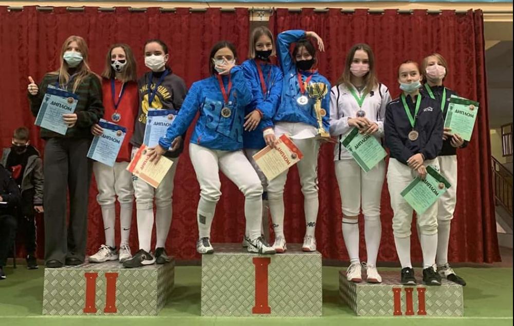 Результаты второго дня спартакиады детско-юношеских спортивных школ Республики Беларусь по фехтованию среди юношей и девушек (сабля, командные)