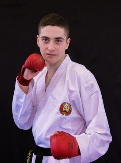 Поздравляем Водчица Алексея с серебром на Международных соревнованиях по каратэ среди мужчин и женщин «Premier Liague» (г. Москва)
