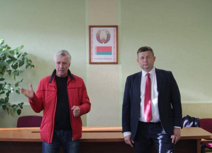 Проводили команду Республики Беларусь по кикбоксингу на чемпионат мира в г. Лидо ди Езоло (Италия)